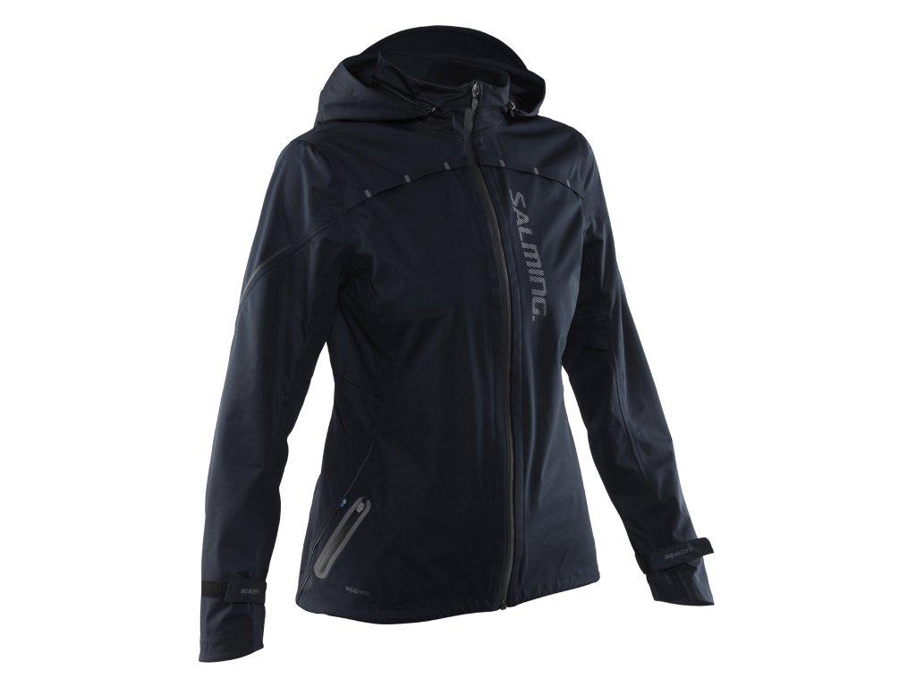 SALMING Run Abisko Rain Jacket Women Black