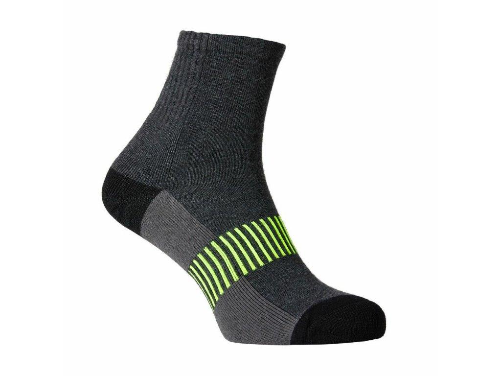 Salming Run Wool Sock 2.0 Dark Grey