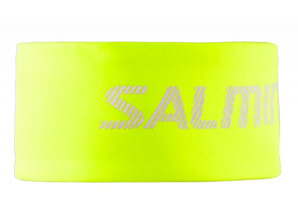 SALMING Thermal Headband Safety Yellow
