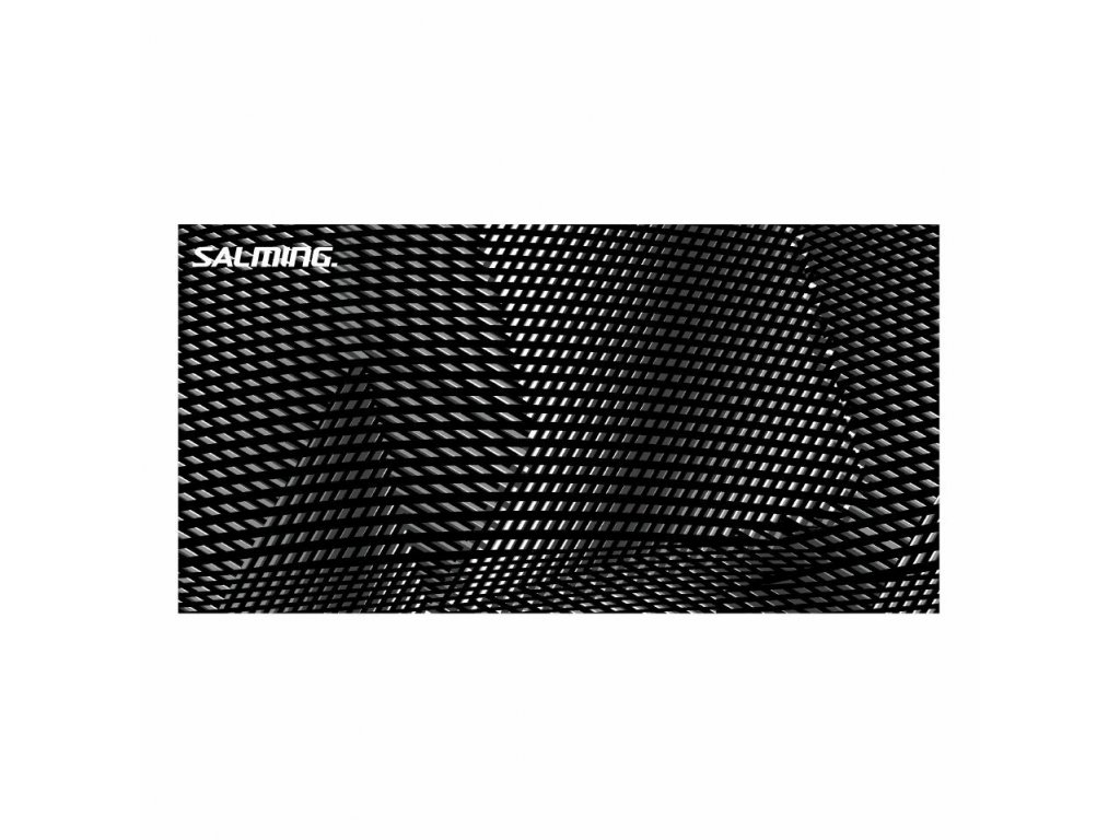 Salming Neck Warmer Black All Over Print One Size