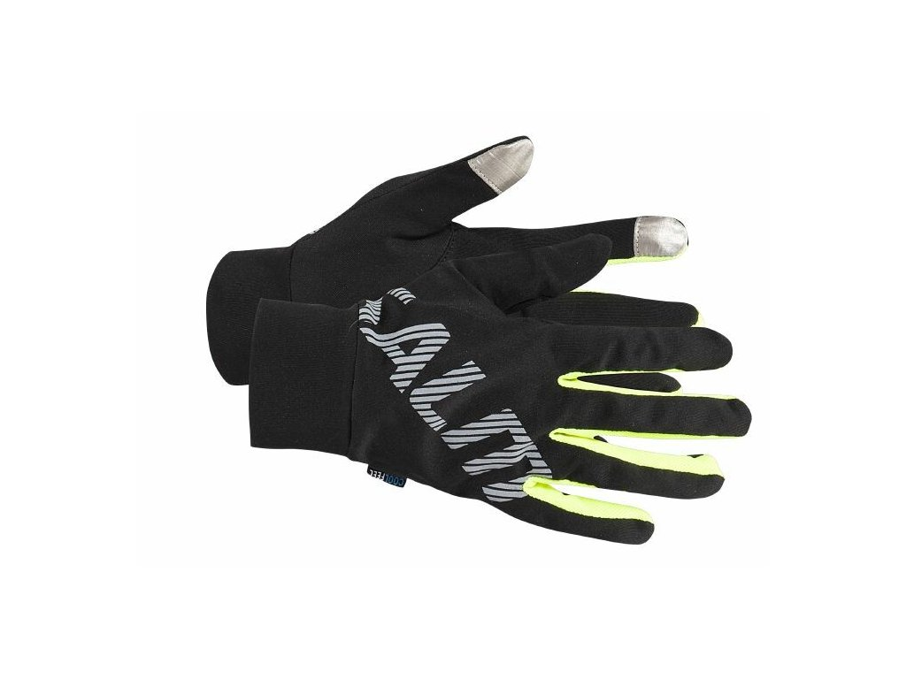 SALMING Running Gloves Black