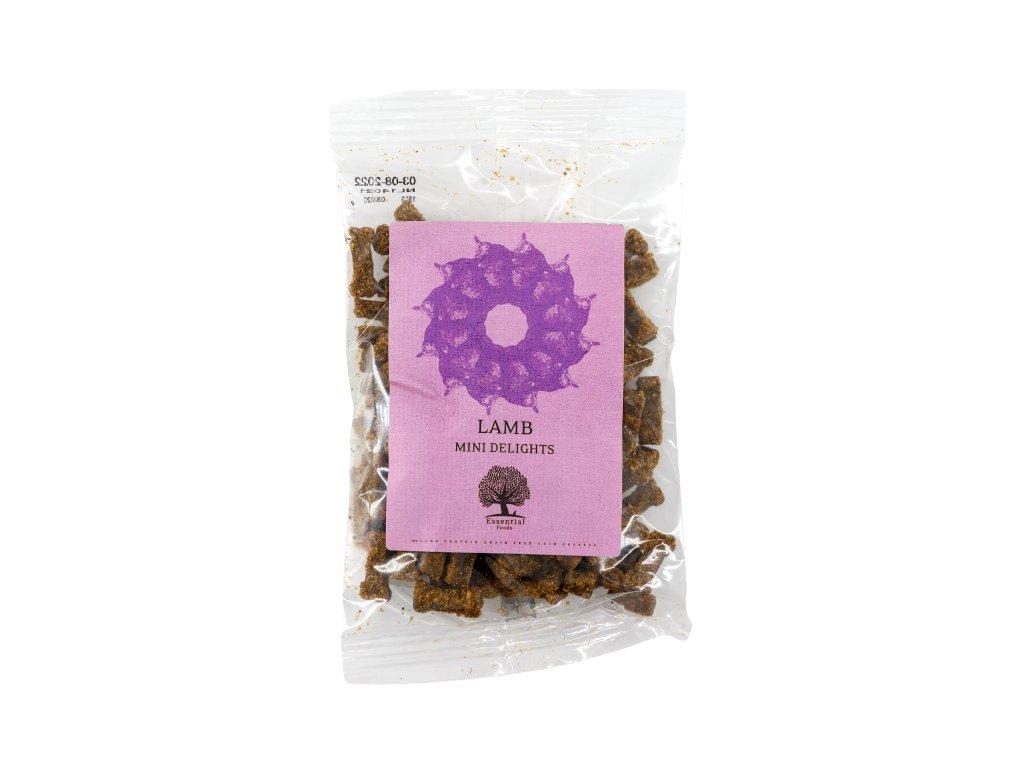 Essential Foods Lamb Mini Delights 100g