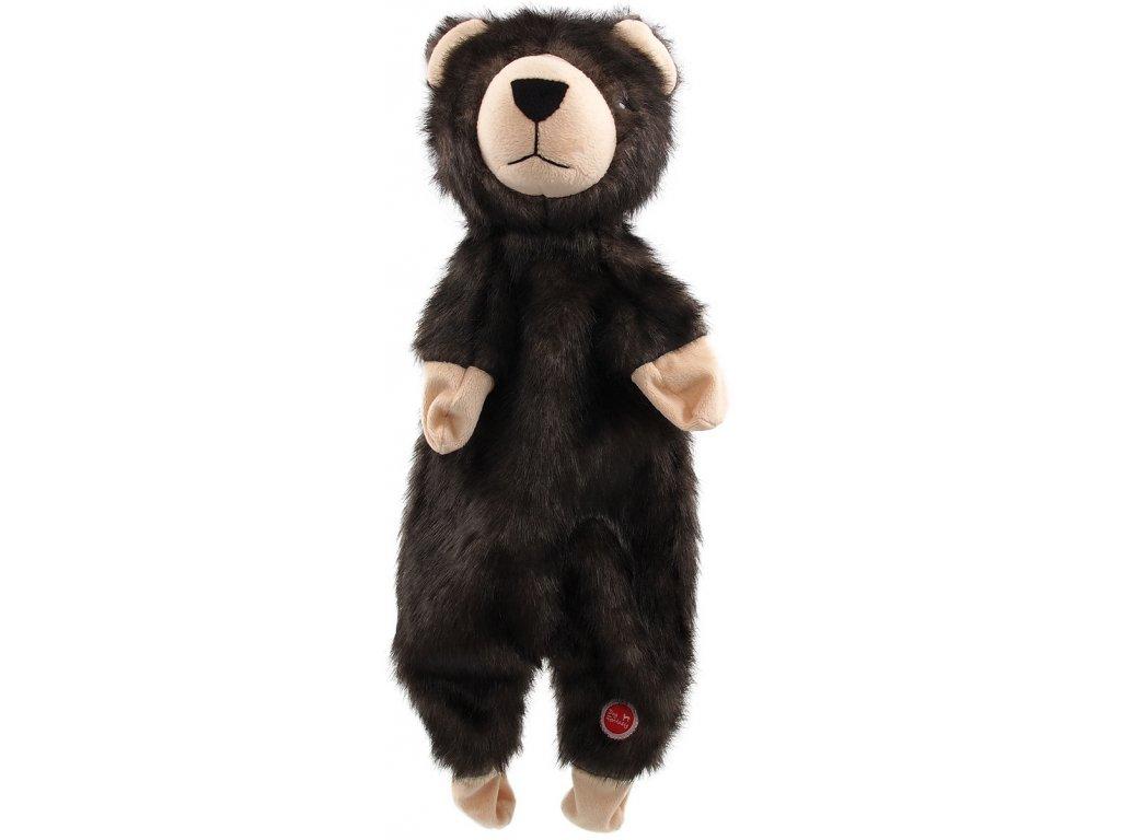 hracka dog fantasy skinneeez medved plys 50cm original