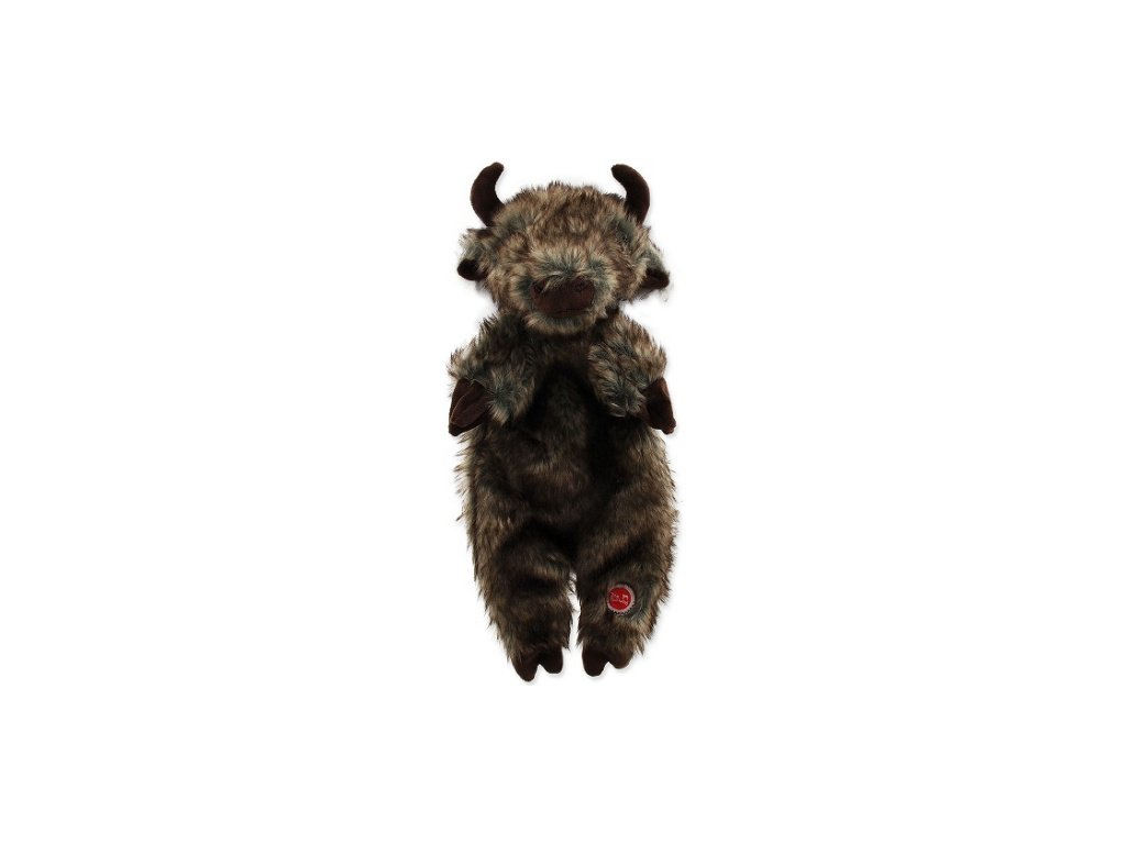 hracka dog fantasy skinneeez bizon plys 34cm default