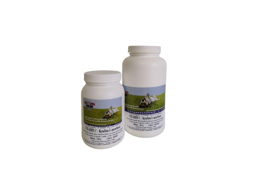 VITAMÍN C - Kyselina L-ascorbová - sypká