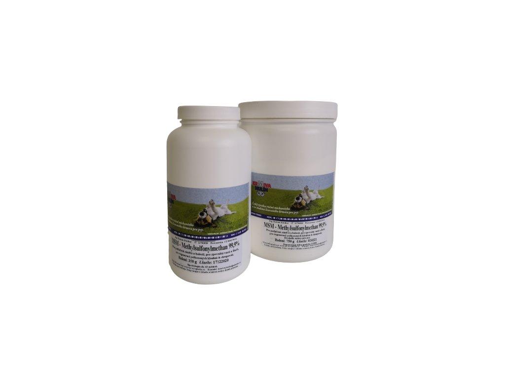 MSM - Methylsulfonylmethan 99,9 %
