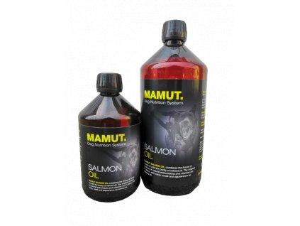 Mamut Lososový olej