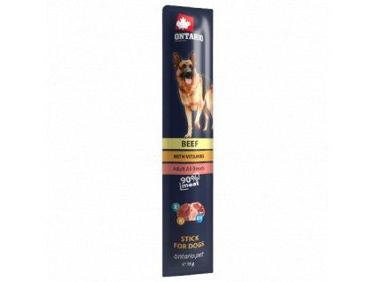 tycinka ontario stick for dogs beef 15 g original removebg preview