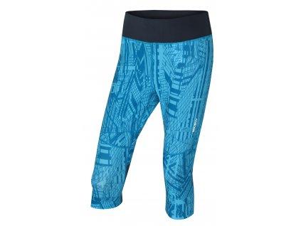 Dámské sportovní 3/4 kalhoty Darby L modrá