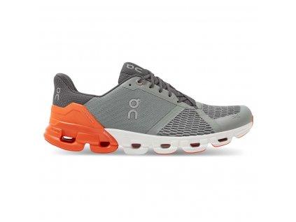 On Running Cloudflyer Grey/Orange