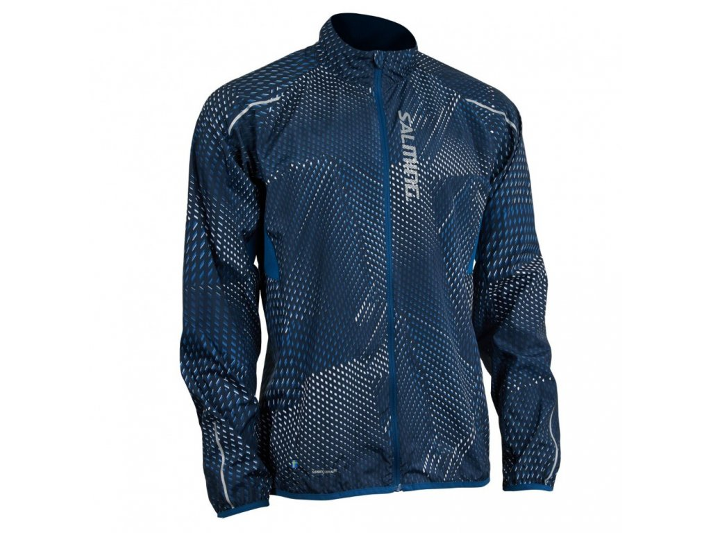 ultralite jacket 30 men poseidon all over print