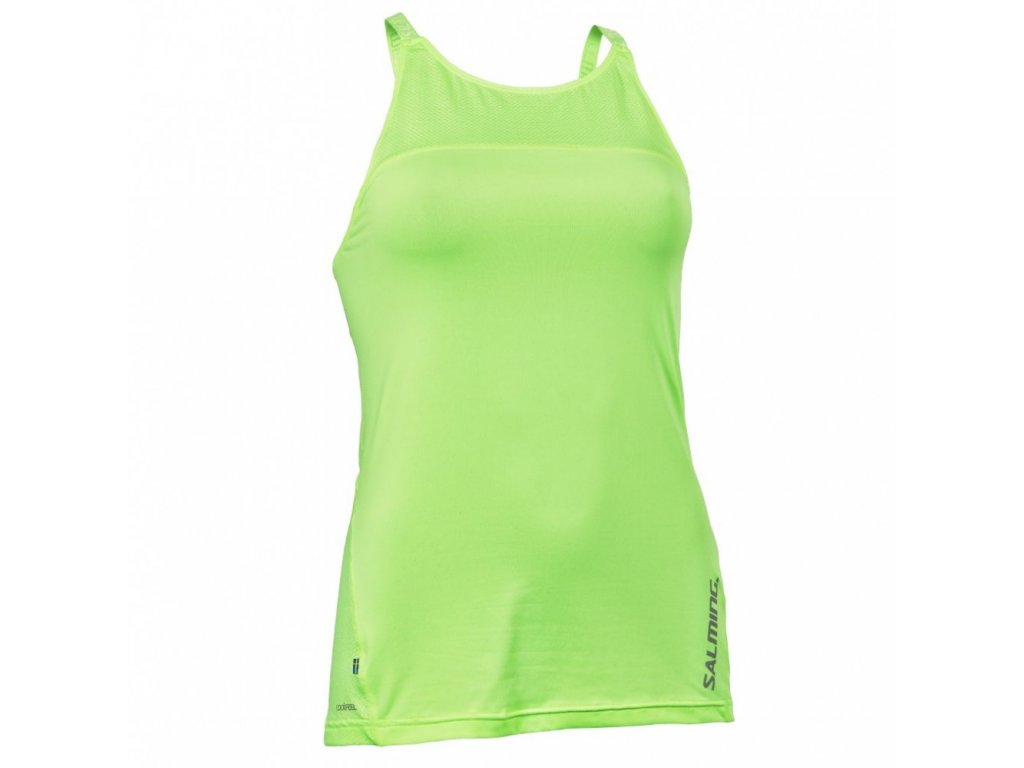 x back tanktop sharp green 2