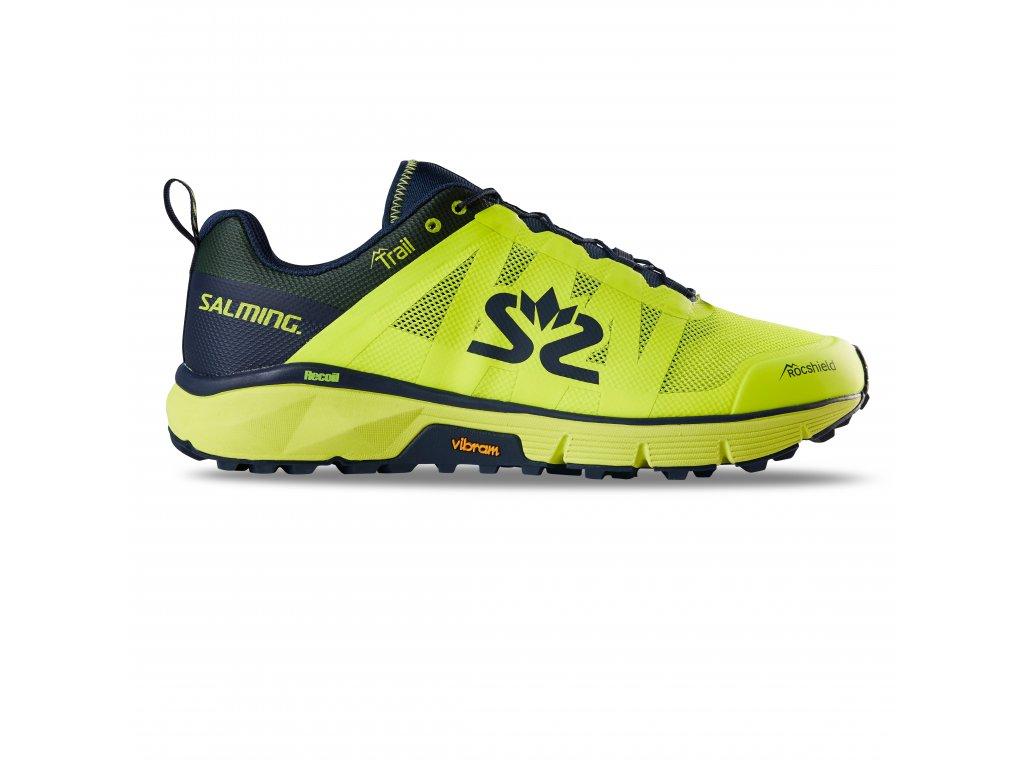 1280057 1904 1 Trail 6 Shoe Men Safety Yellow Navy