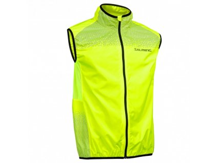 skyline vest men safety yellow