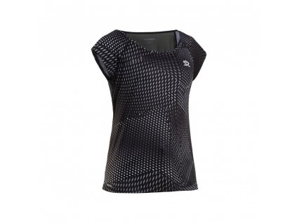 breeze top women black aop