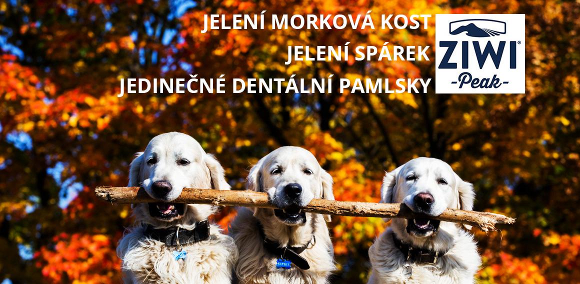 Dentální pamlsky ZiwiPeak