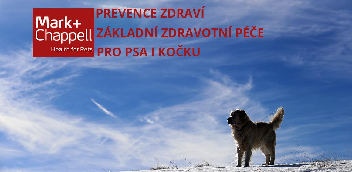 M&C Pet Care péče,ochrana a podpora zdraví psa