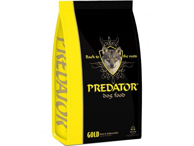 chutné monoproteinové granule predator gold