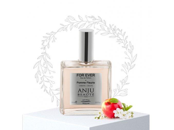 Anju Beauté Parfém pro psy a kočky - vůně květin a jablka