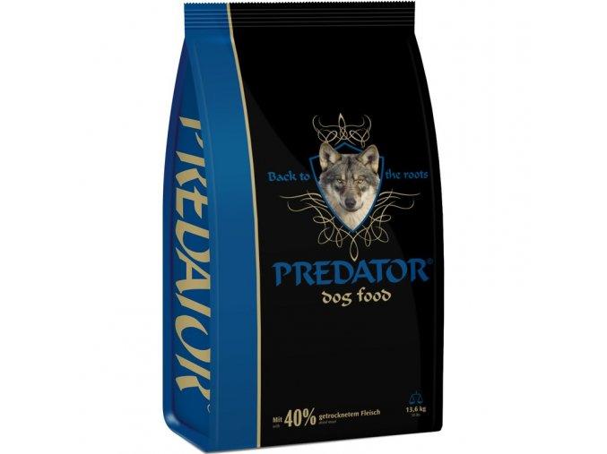 holistické granule predator dog