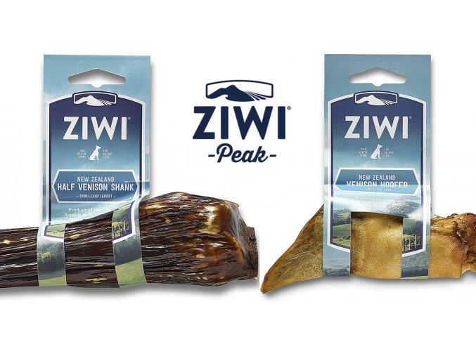 Ziwi Peak sparek morkova kost logo