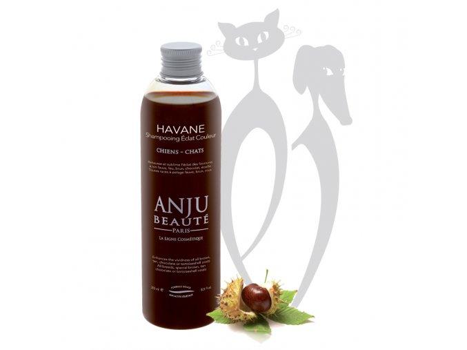 Šampon pro psy a kočky pro hnědou srst Anju Beaute HAVANE.jpg