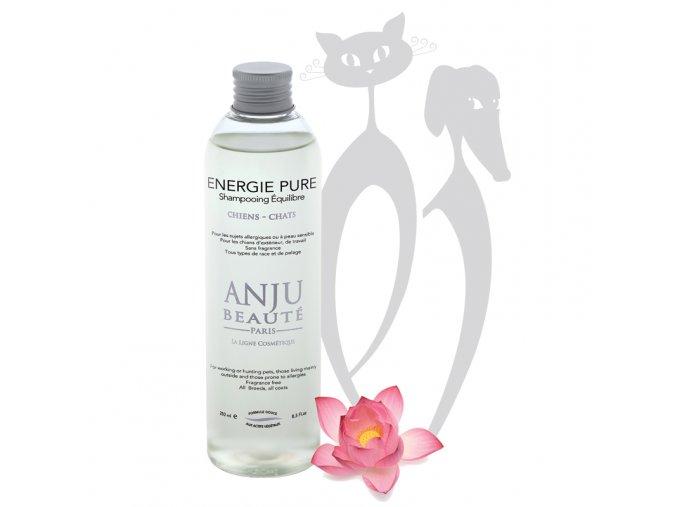 Šampon pro psy a kočky pro citlivou kůži Anju Beaute ENERGIE PURE.jpg