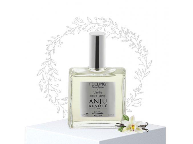 Anju Beauté Parfém pro psy a kočky - vůně vanilky