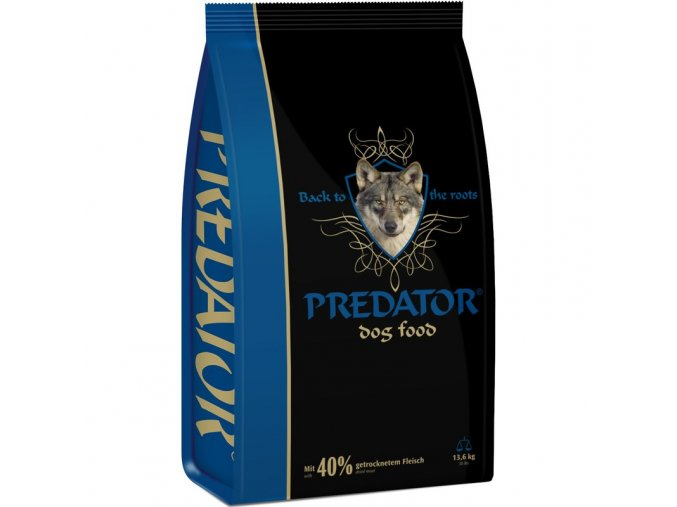 www.rupert.cz predator dog granule pro psy
