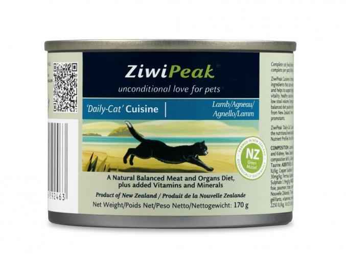 Ziwipeak 170 lamb cat