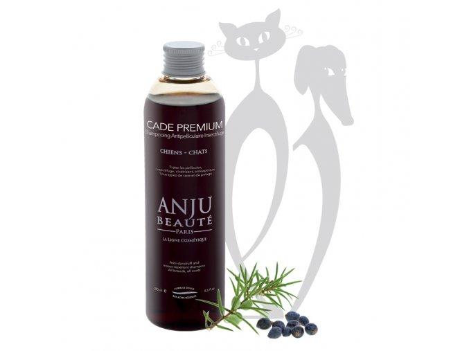 Šampon pro psy a kočky proti lupům a repelent Anju Beaute CADE PREMIUM.jpg