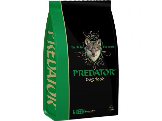 monoproteinové granule predator green