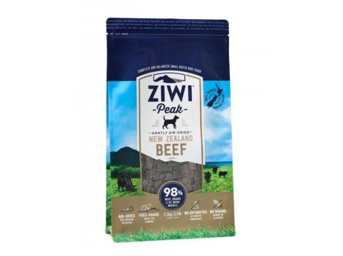 ziwipeak beef 2,5kg
