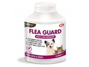 VETIQ Flea Guard 90 Tablets 7 50826 005481