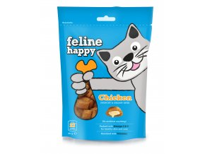 Feline Happy Chicken 60G 7 50826 005627