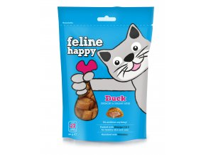 Feline Happy Duck 60G 7 50826 005634