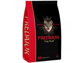 holistické granule predator red
