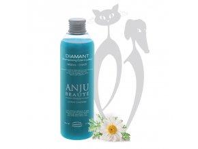 Šampon pro psy a kočky pro světlou srst Anju Beaute DIAMANT.jpg