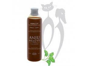 www.rupert.cz_anju_beaute_kosmetika_šampon_pro_psy_pro_kočky_abricot_krémová_srst