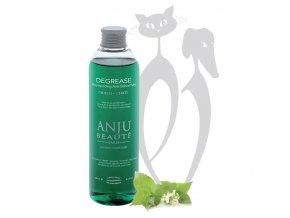 Šampon pro psy a kočky pro mastnou srst Anju Beaute DEGREASE.jpg
