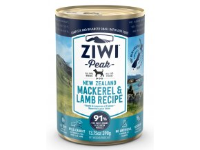 large 169034 ZIWIPEAK DOG CAN MCKRL LB 390G