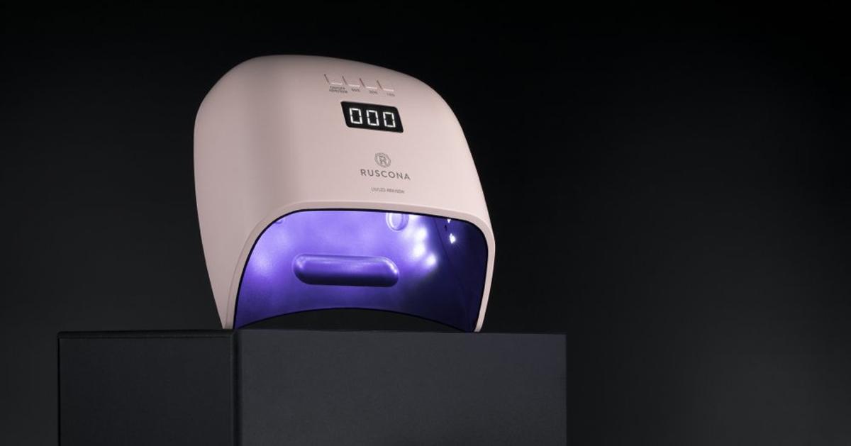 Budiž světlo: Nová LED/UV lampa RUSCONA N7 k vašim službám