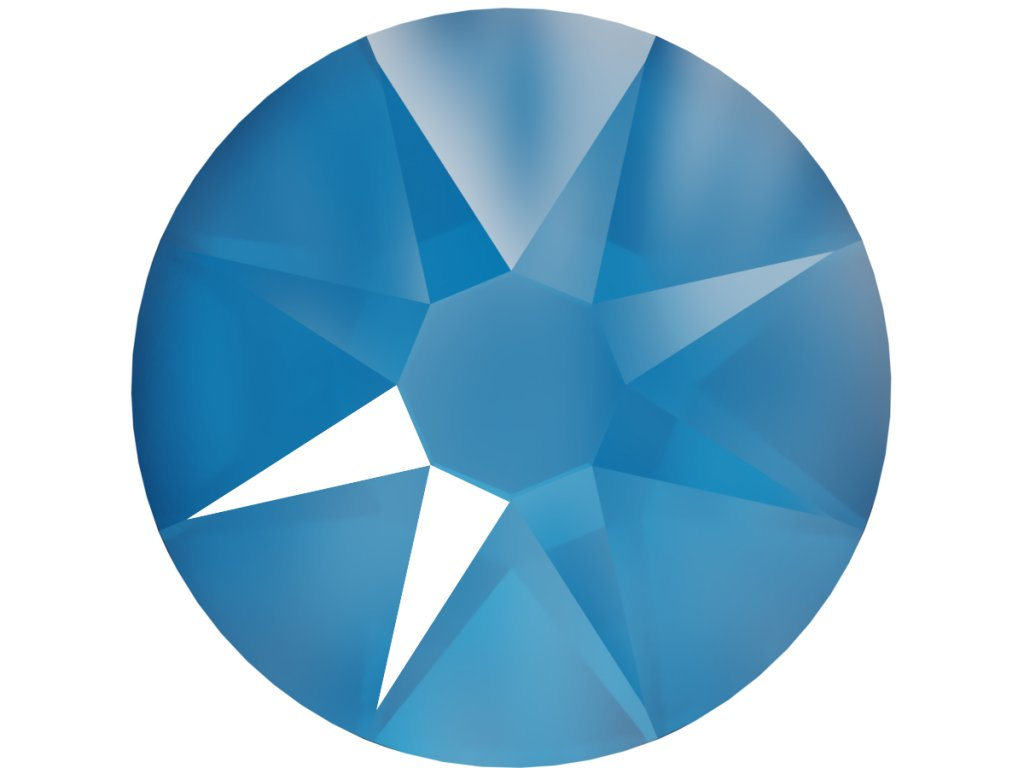 NEON BLUE Swarovski