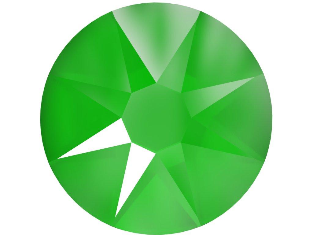 NEON GREEN Swarovski