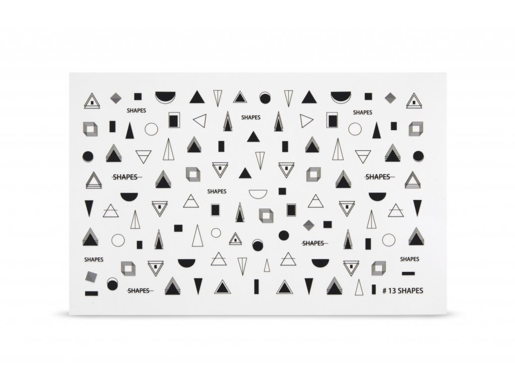 13 shapes 1new