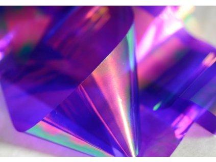 mirror foil lila