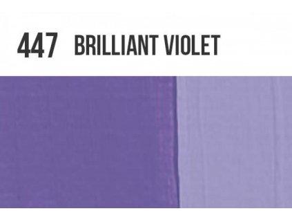 brilliant violet 447