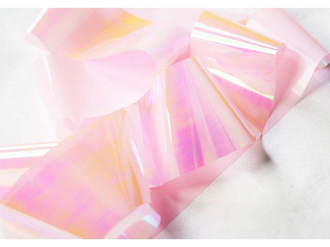 mirror foil rose