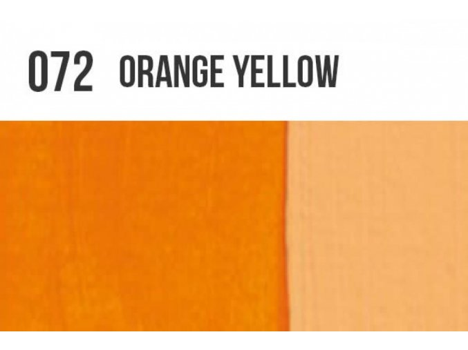 orange yellow 072