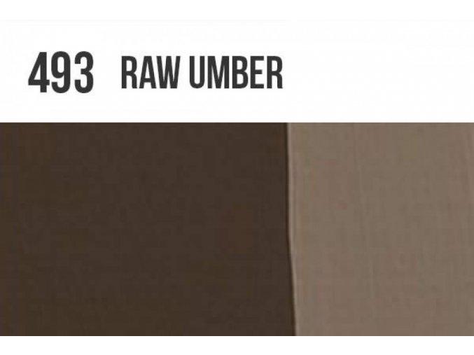 raw umber 493